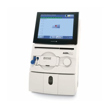 ABL80 FLEX BASIC blood gas analyser